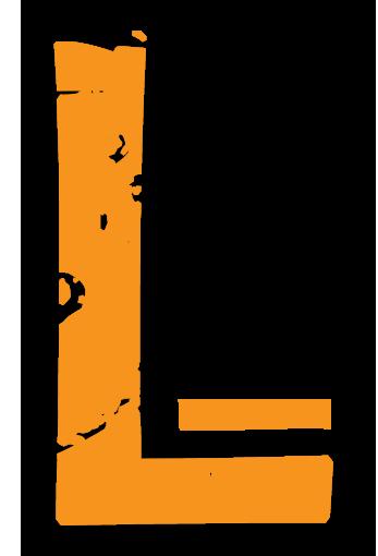 Der Buchstabe L - Sliderelement der Seite Texter-Blog