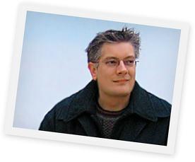 Portraitfoto von Werbetexter André Kalinna